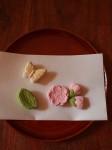 たねや お干菓子『四方の春』